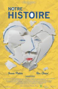 Notre histoire (2015) drame romantique de Romain Ebran